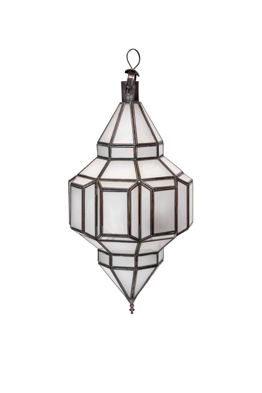 Lámpara Diamante Marroquí, 55 Cm