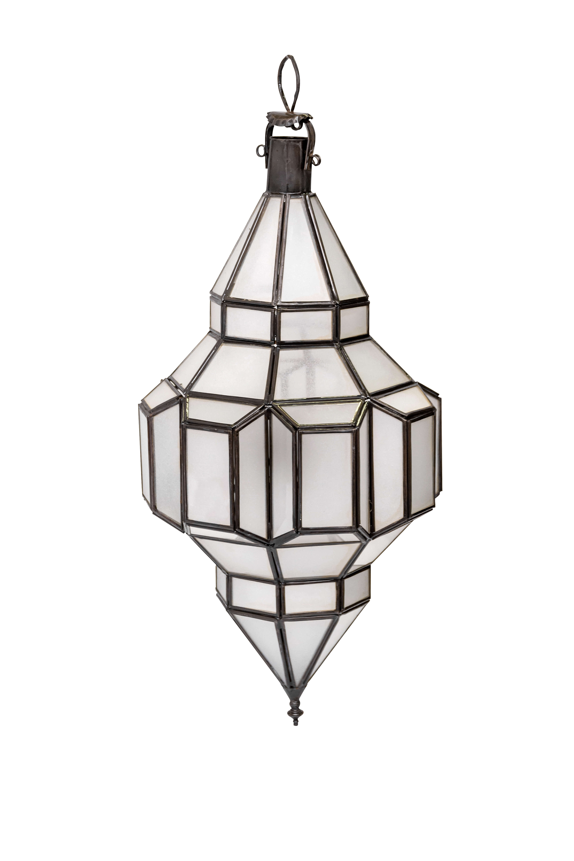 Lámpara Diamante Marroquí, 57 Cm