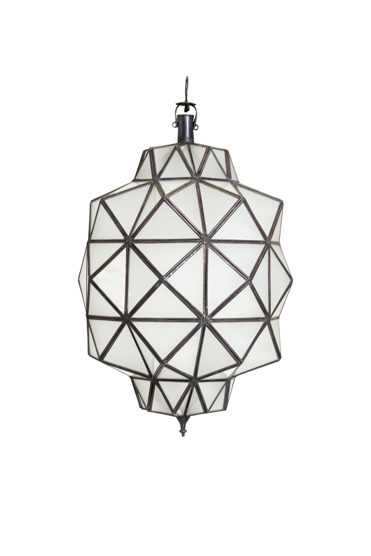 Lámpara de techo Diamante Marroquí, 54 cm