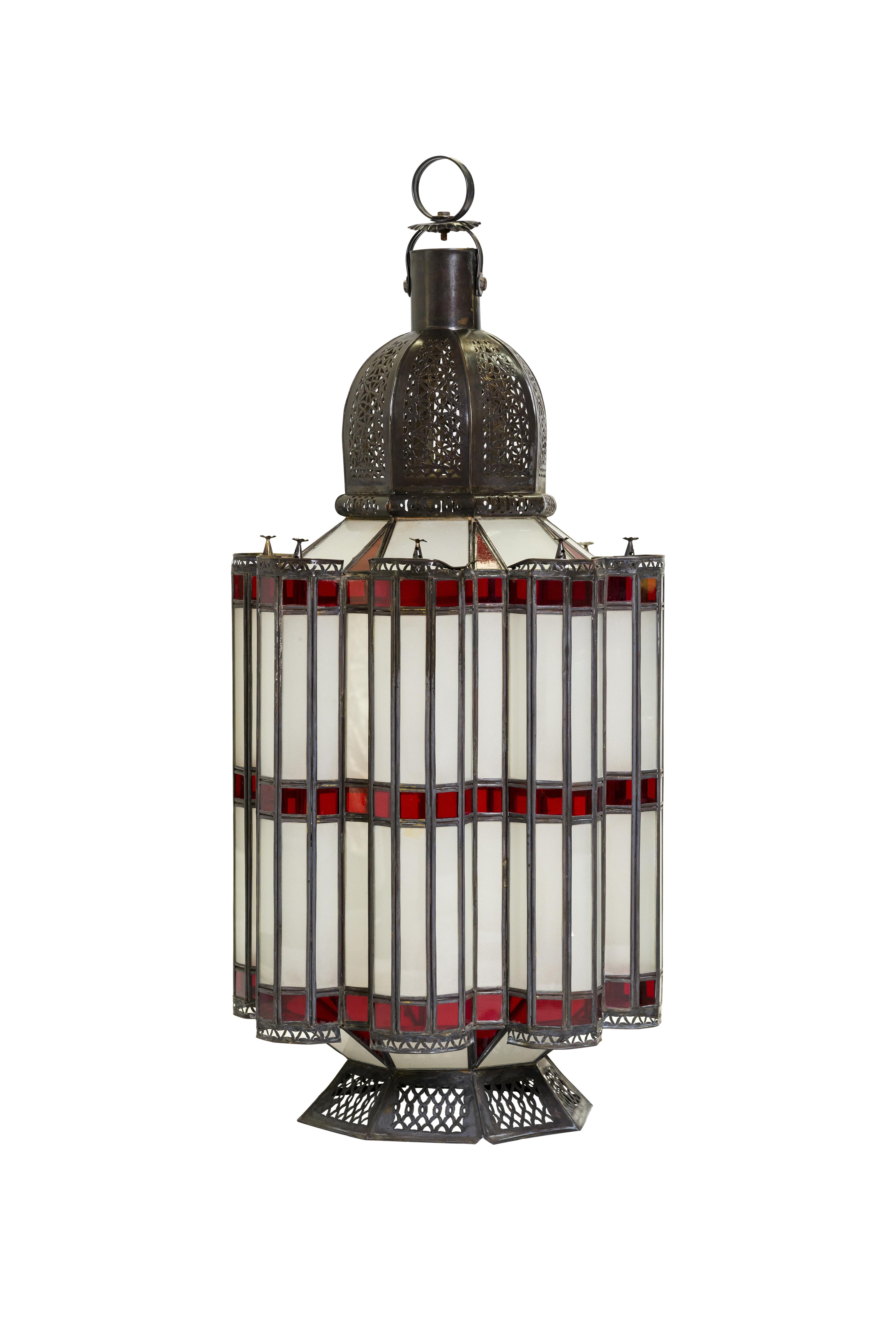 Lámpara Mamounia Marroquí grande