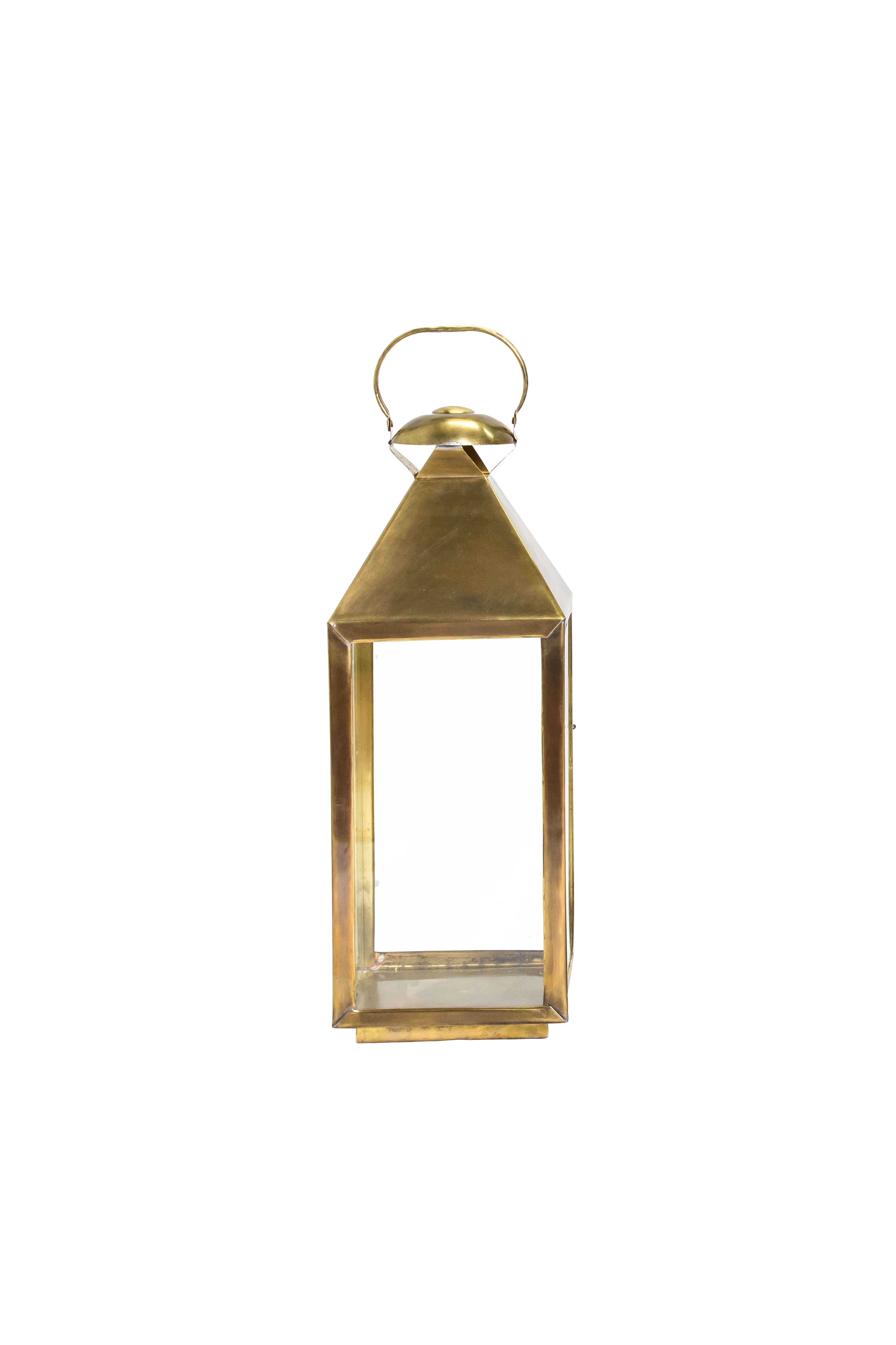 Moroccan Lantern in small bronze