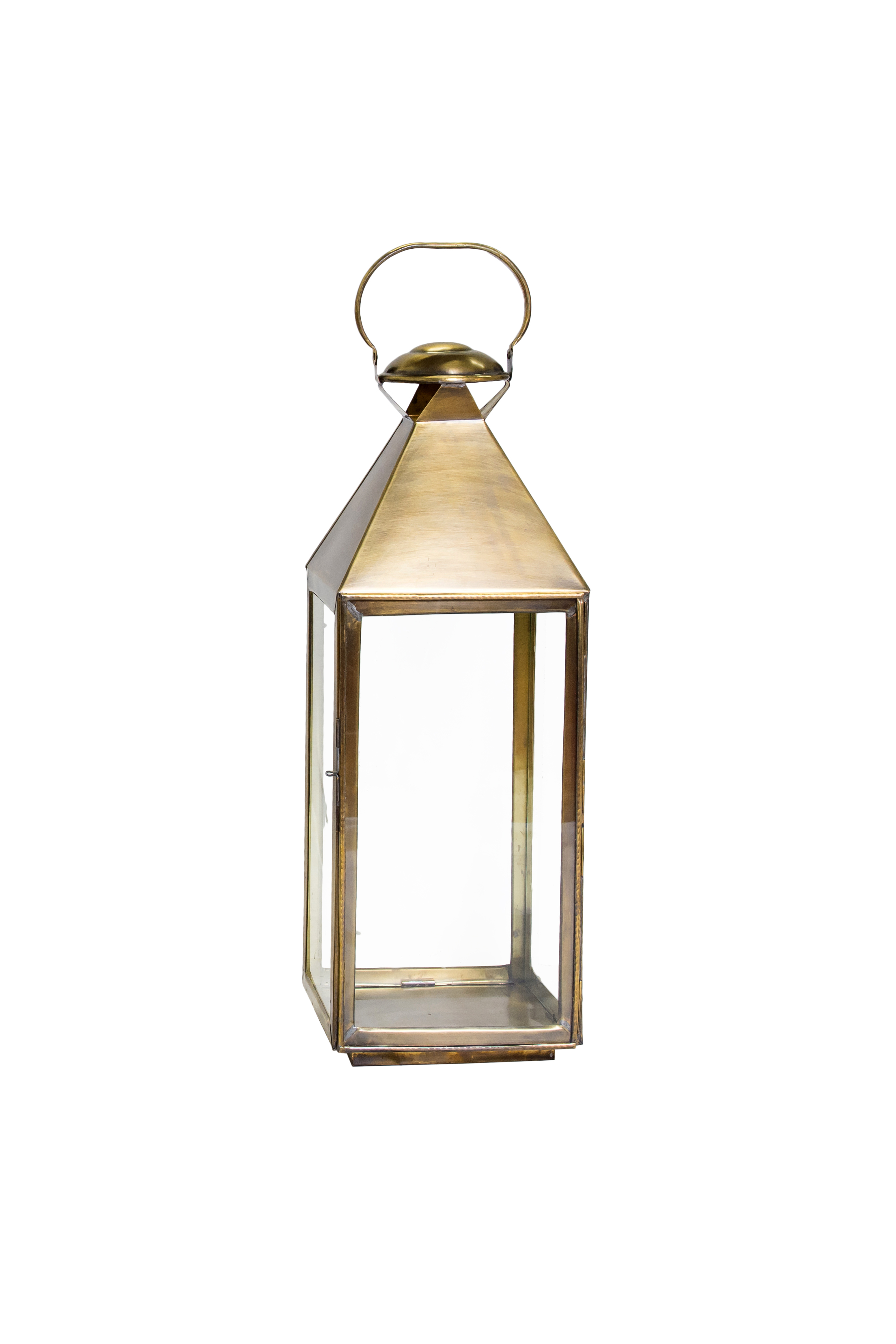 Moroccan Lantern in medium bronze