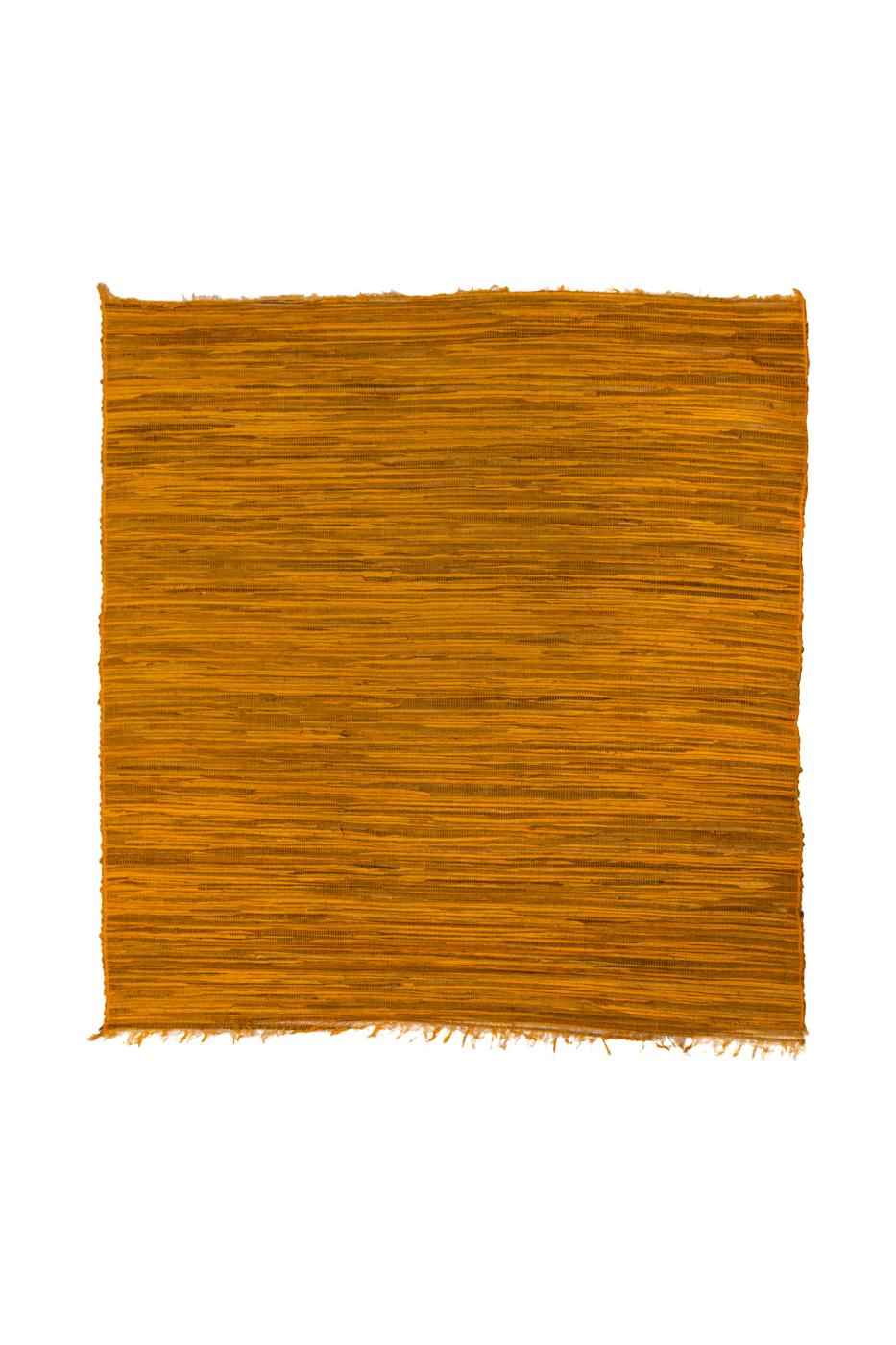Esterilla en bambo amarillo