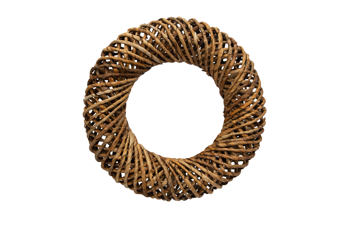 Corona decorativa Abacá