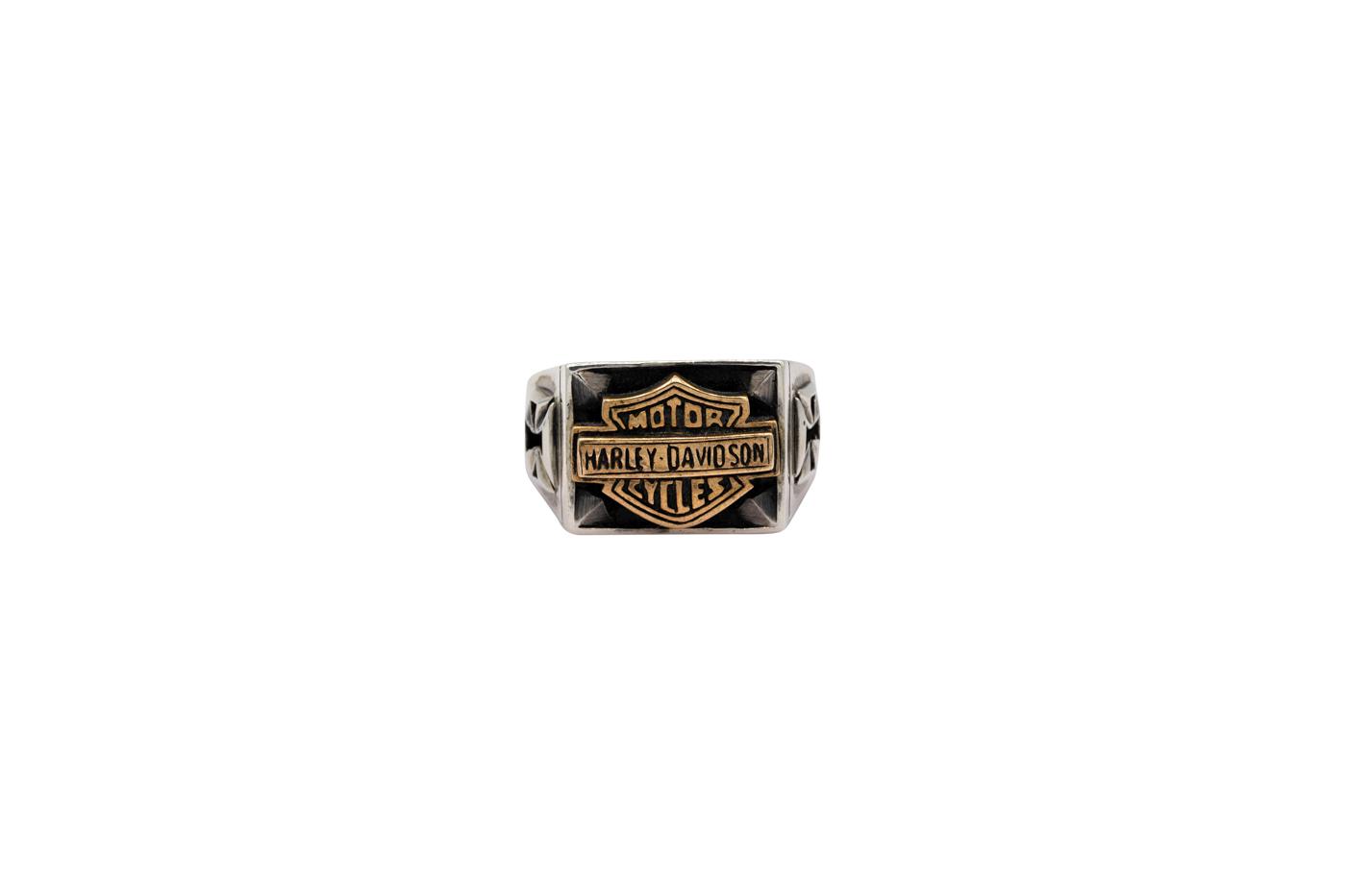 Anillo Harley-Davidson Logo