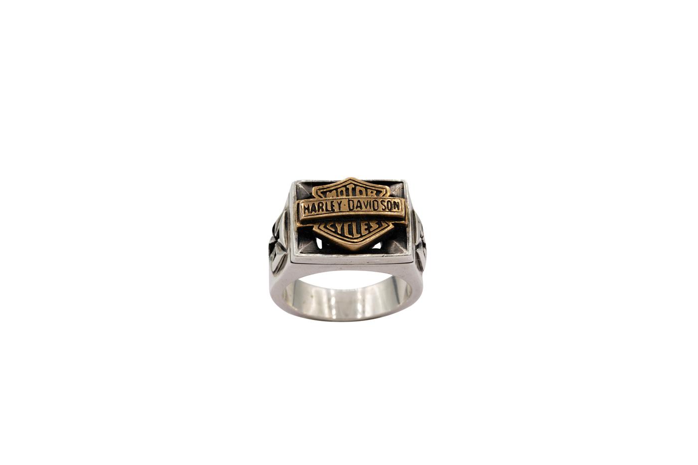 Harley-Davidson Logo Ring