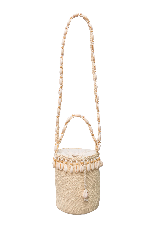 Snail beach bag
