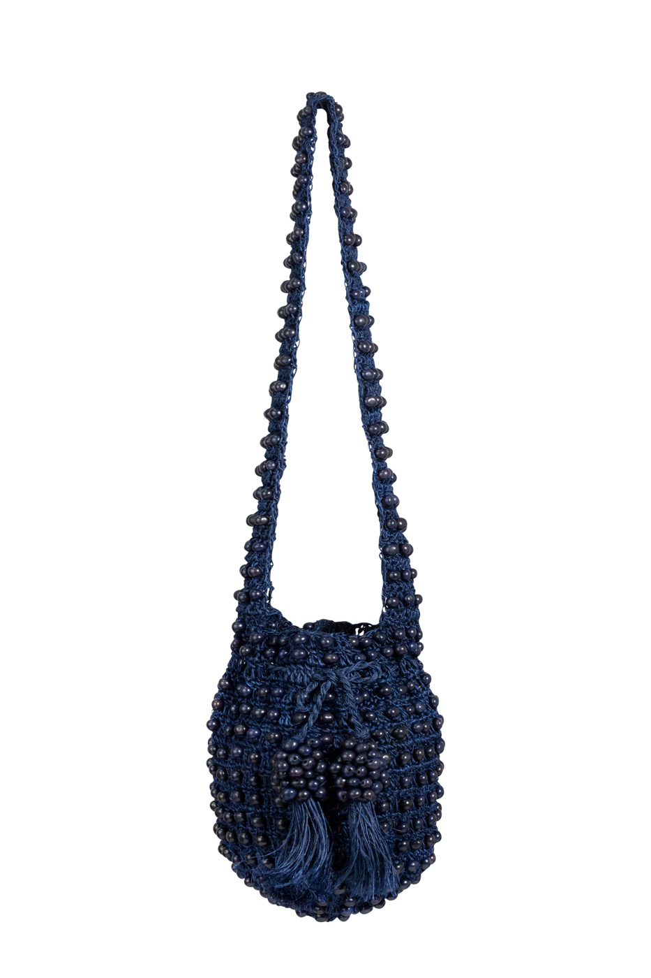 Backpack fique tagua blue neavy