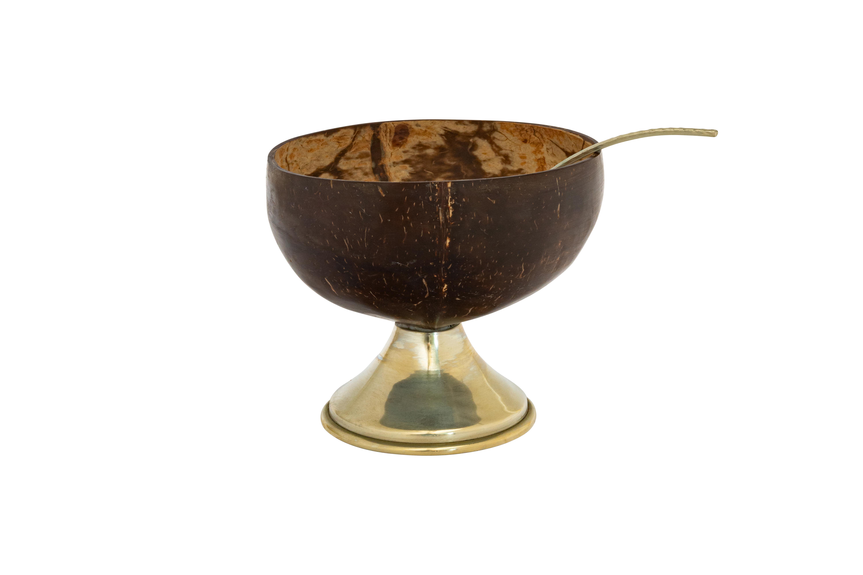 Salsera en coco