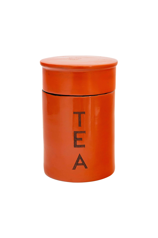 Caja de té de bamboo