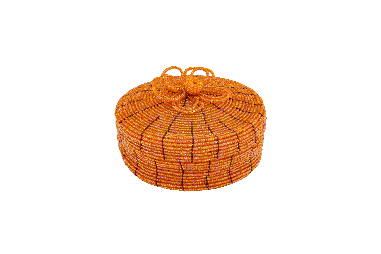 Cofre mostacilla naranja
