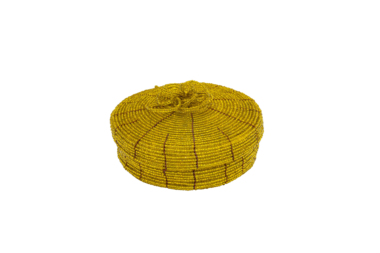 Cofre mostacilla amarilla