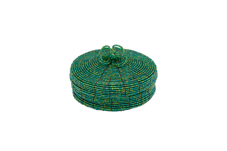 Cofre mostacilla verde