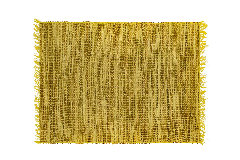 Individual rectangular bamboo verde