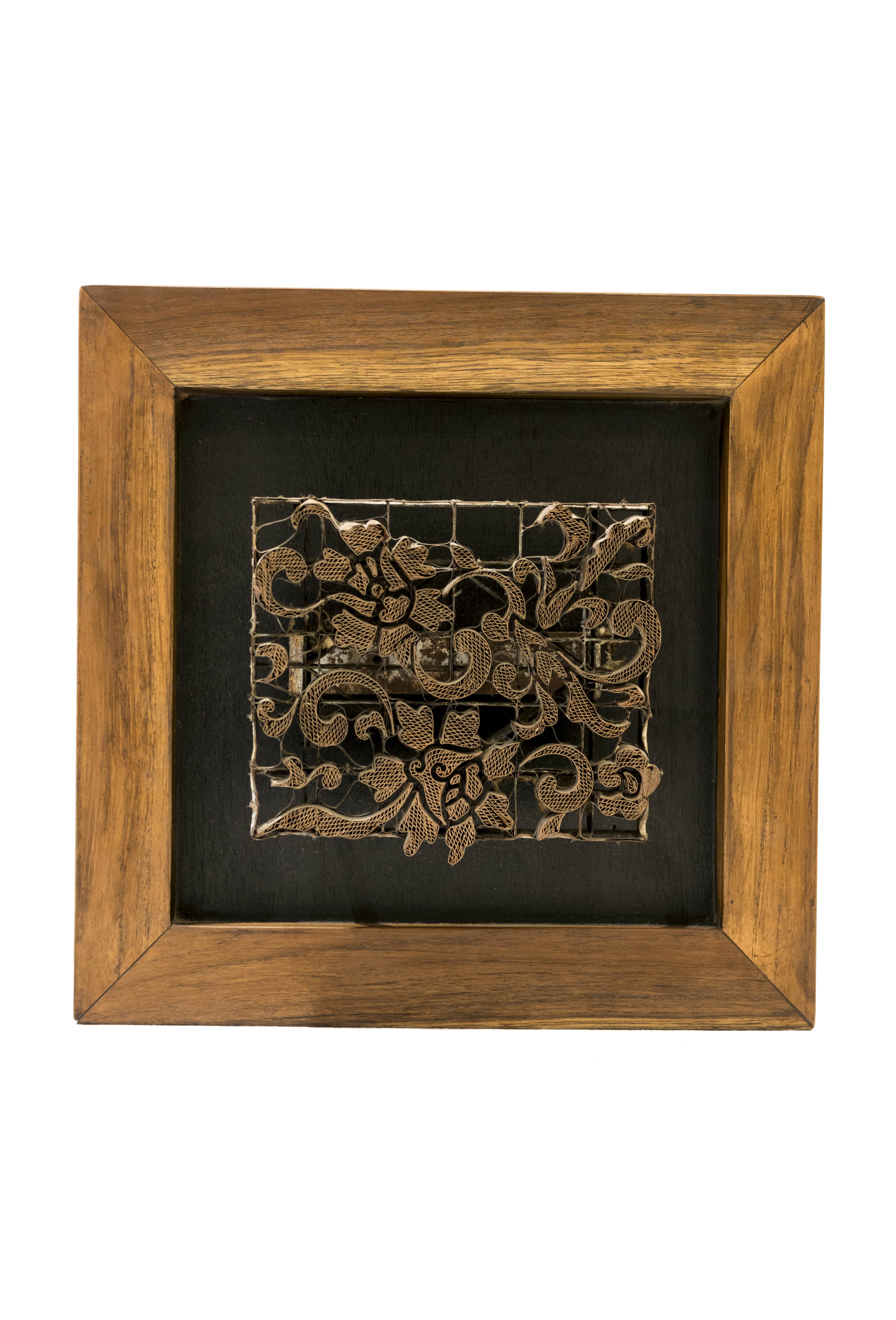Sello Batik diseño Arabescos