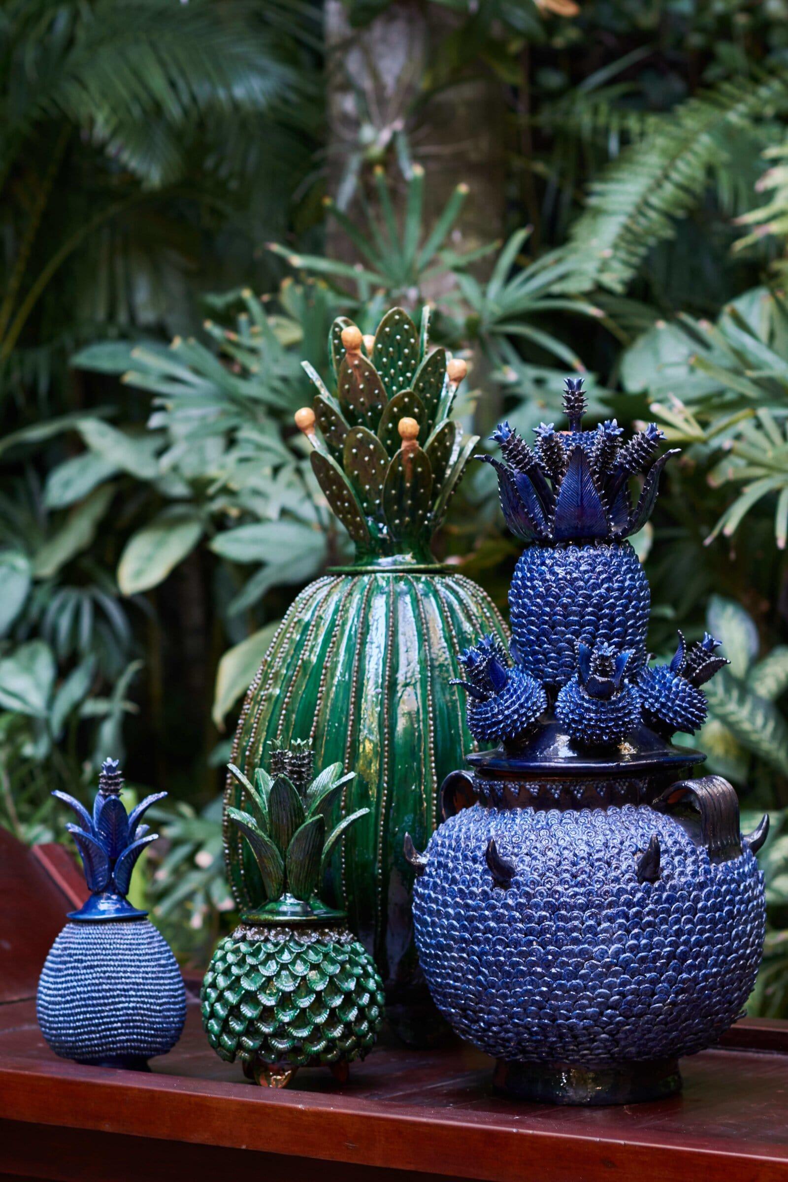 Piña Mexicana en cerámica Bebidas