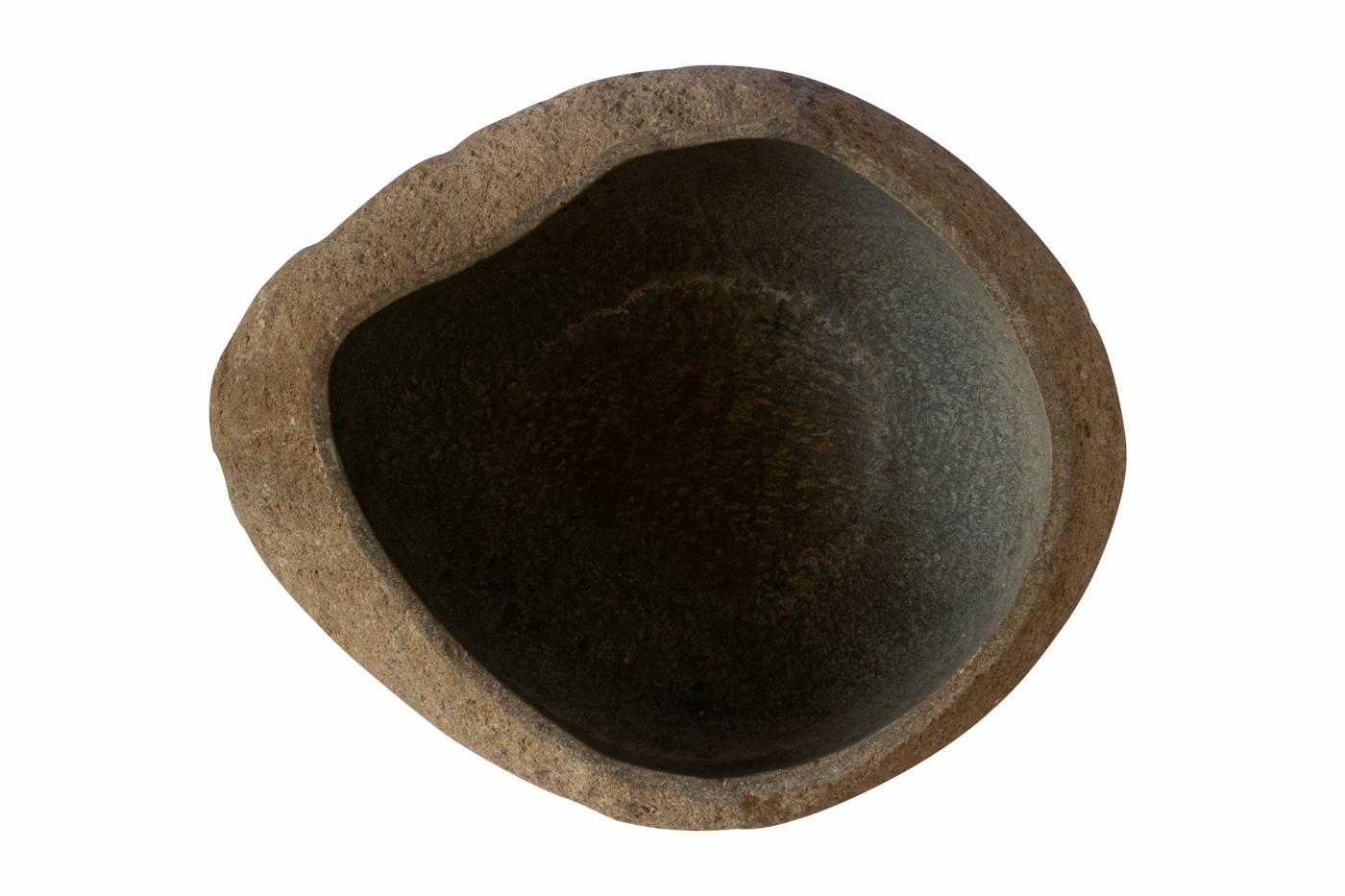 Matera en piedra redonda