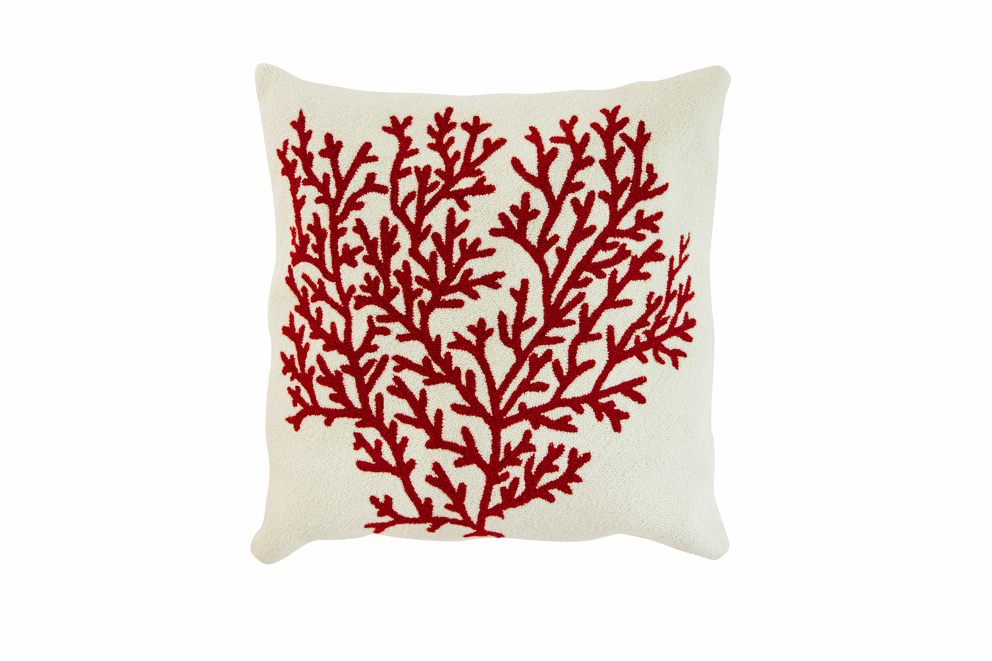Puyao coral cushion