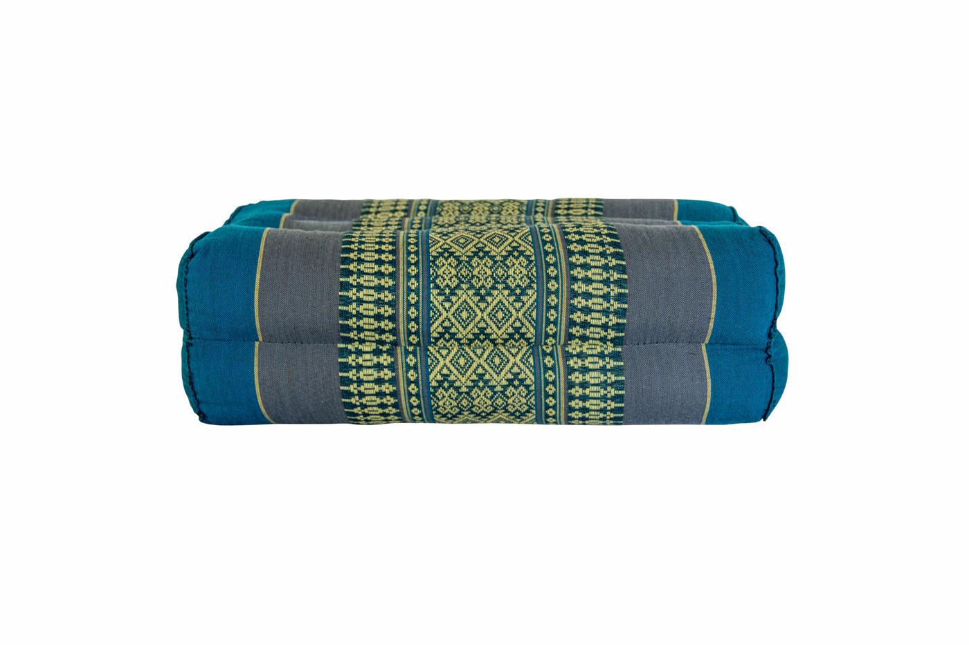 Rectangular meditation cushion