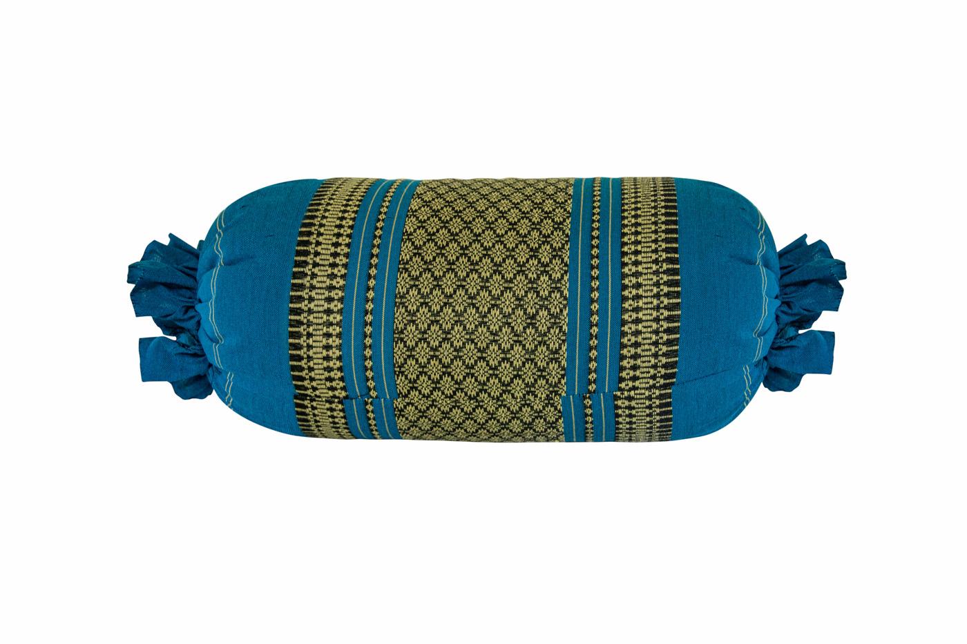 Cylindrical meditation cushion