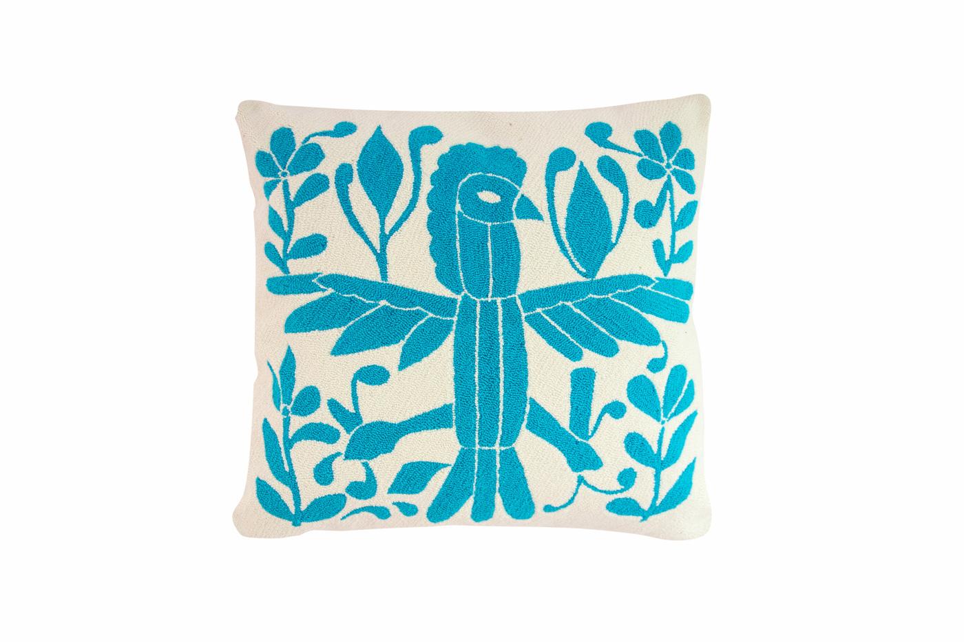 Puyao Mexican bird cushion