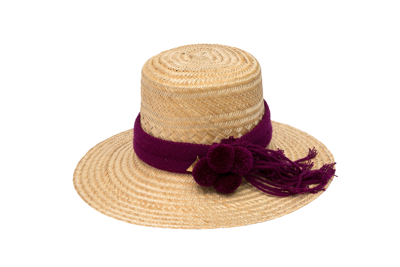 Natural Wayuu hat