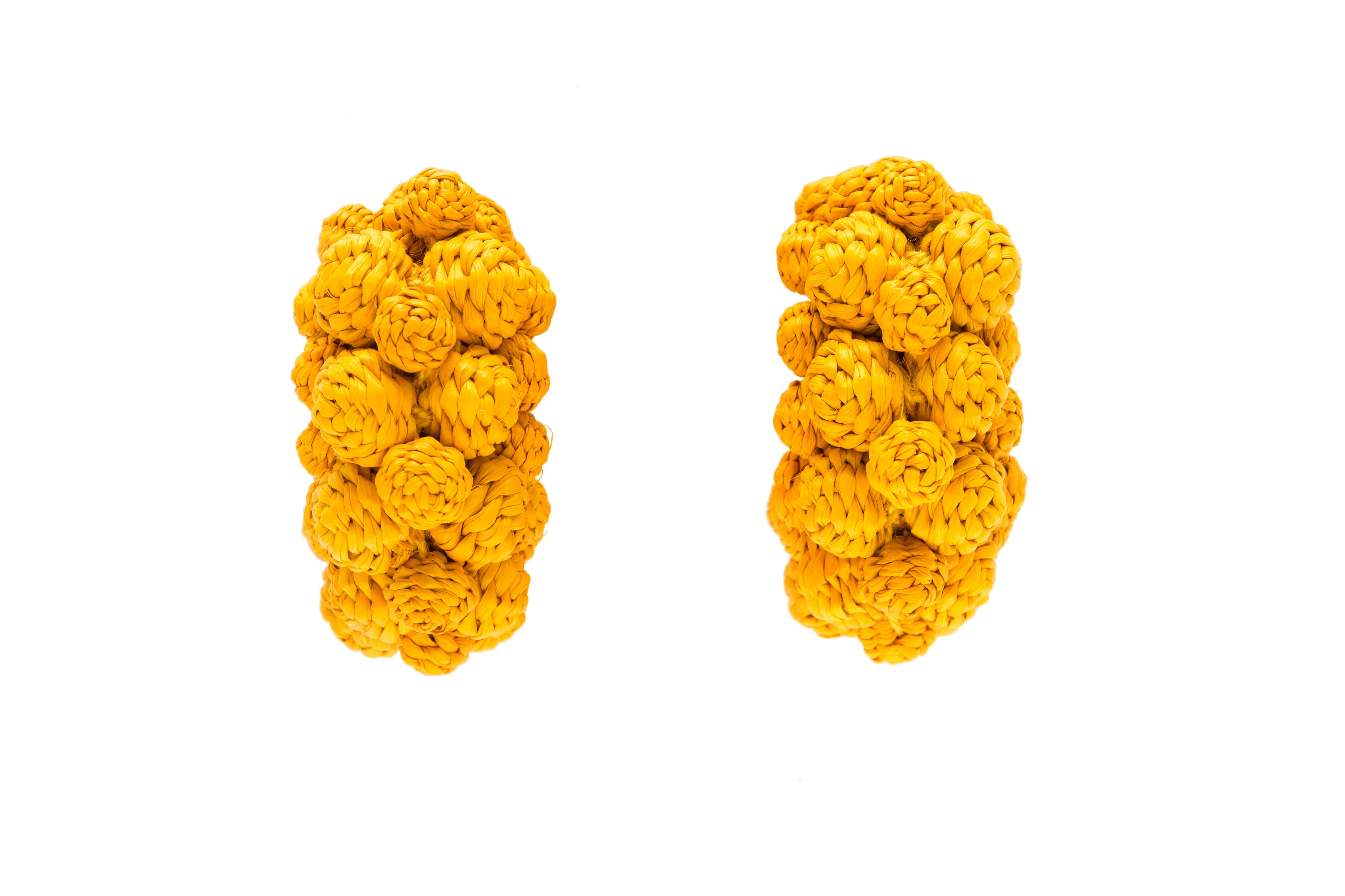 Aretes Alegría-amarillo