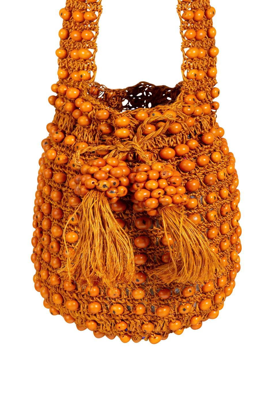 Mochila fique tagua mostaza