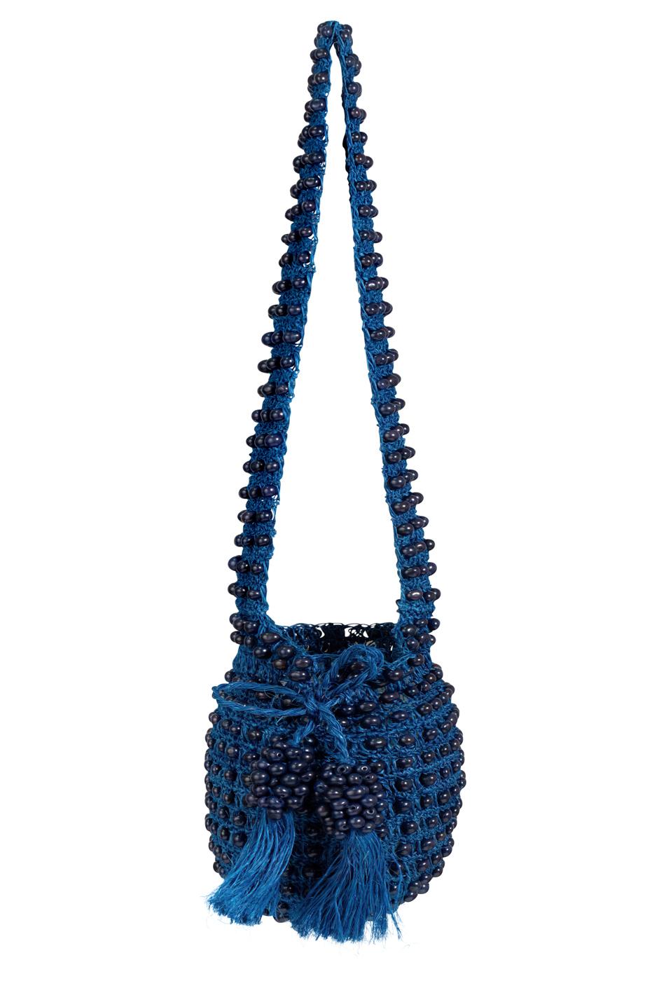 Mochila fique tagua- azul rey