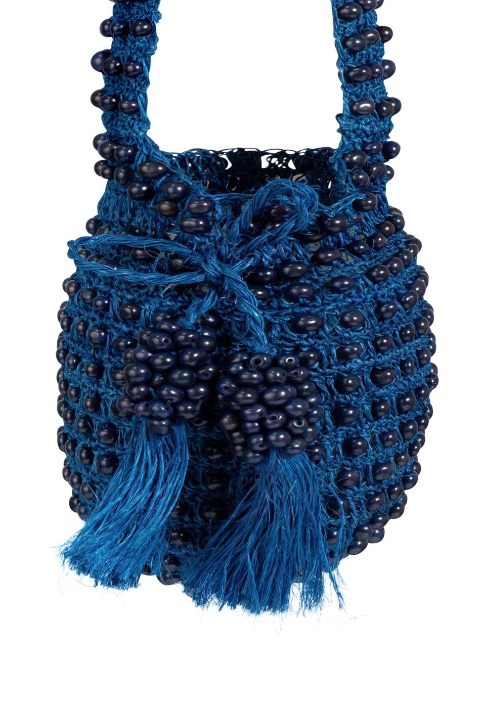 Mochila fique tagua azul rey
