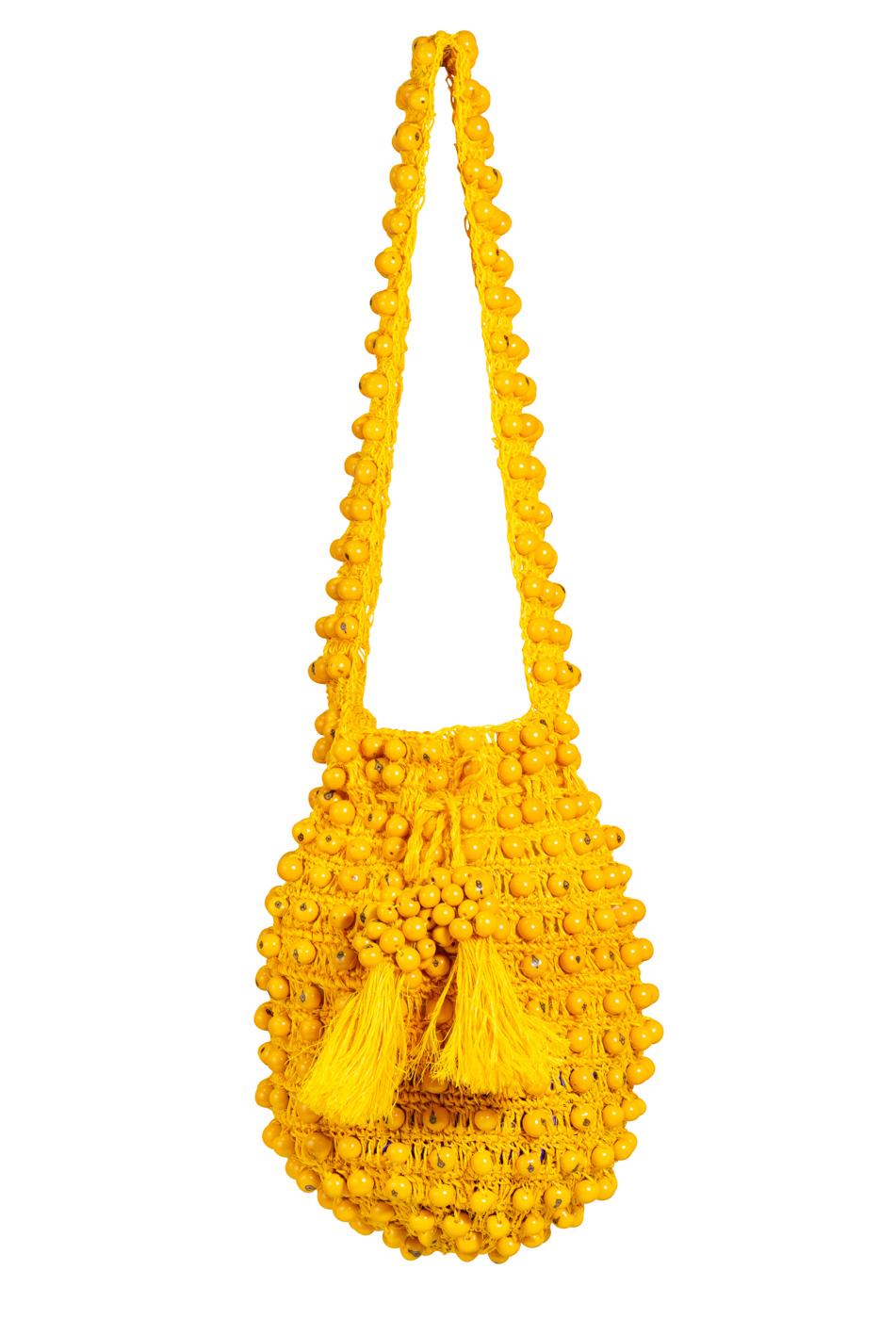 Mochila fique tagua- amarilla