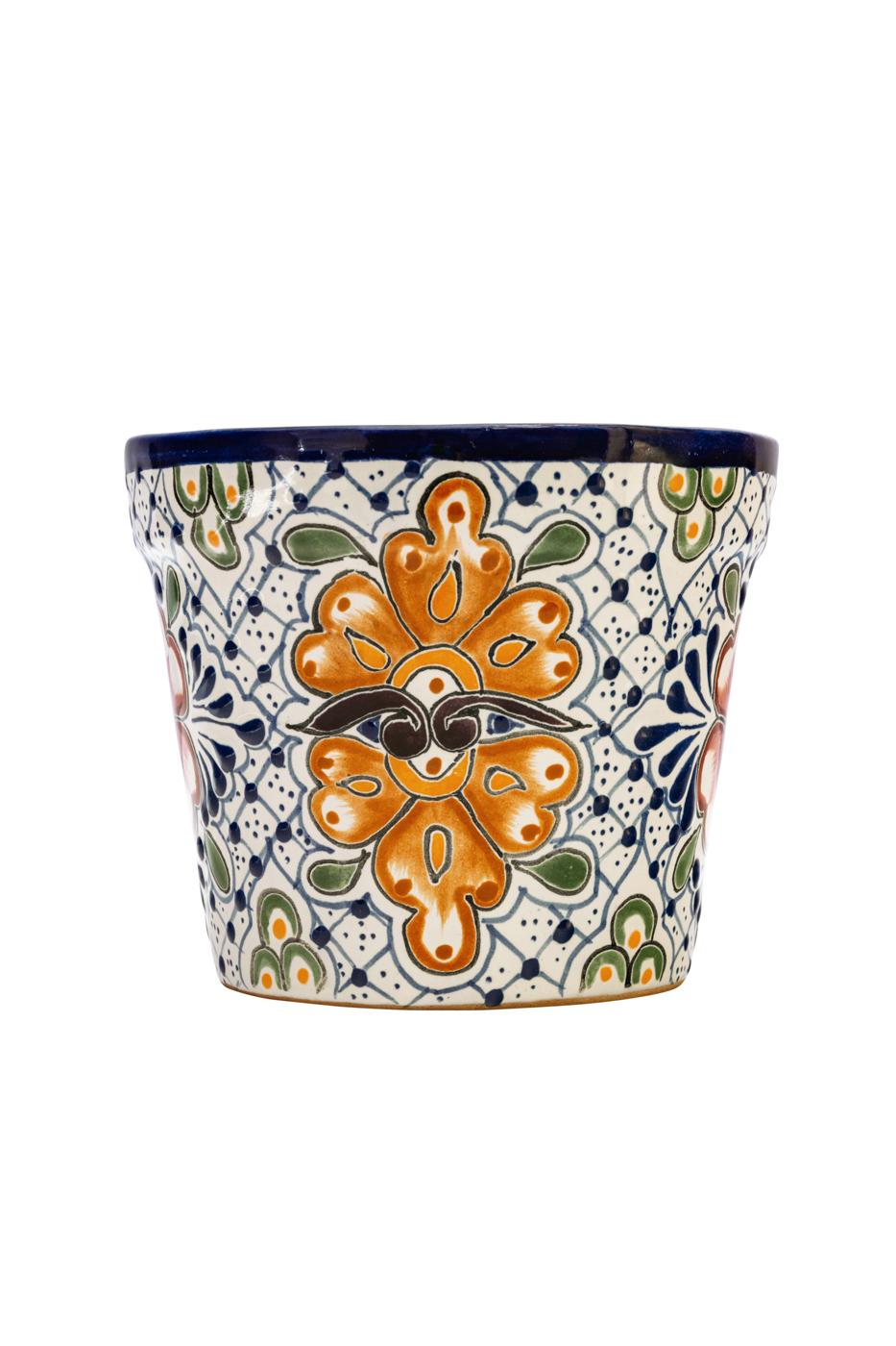 Matera en  cerámica Talavera