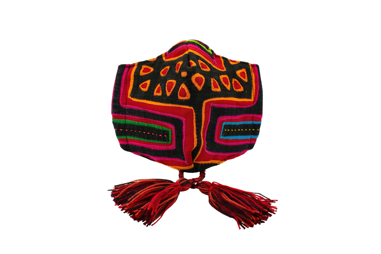 Tapaboca Mola-Multicolor