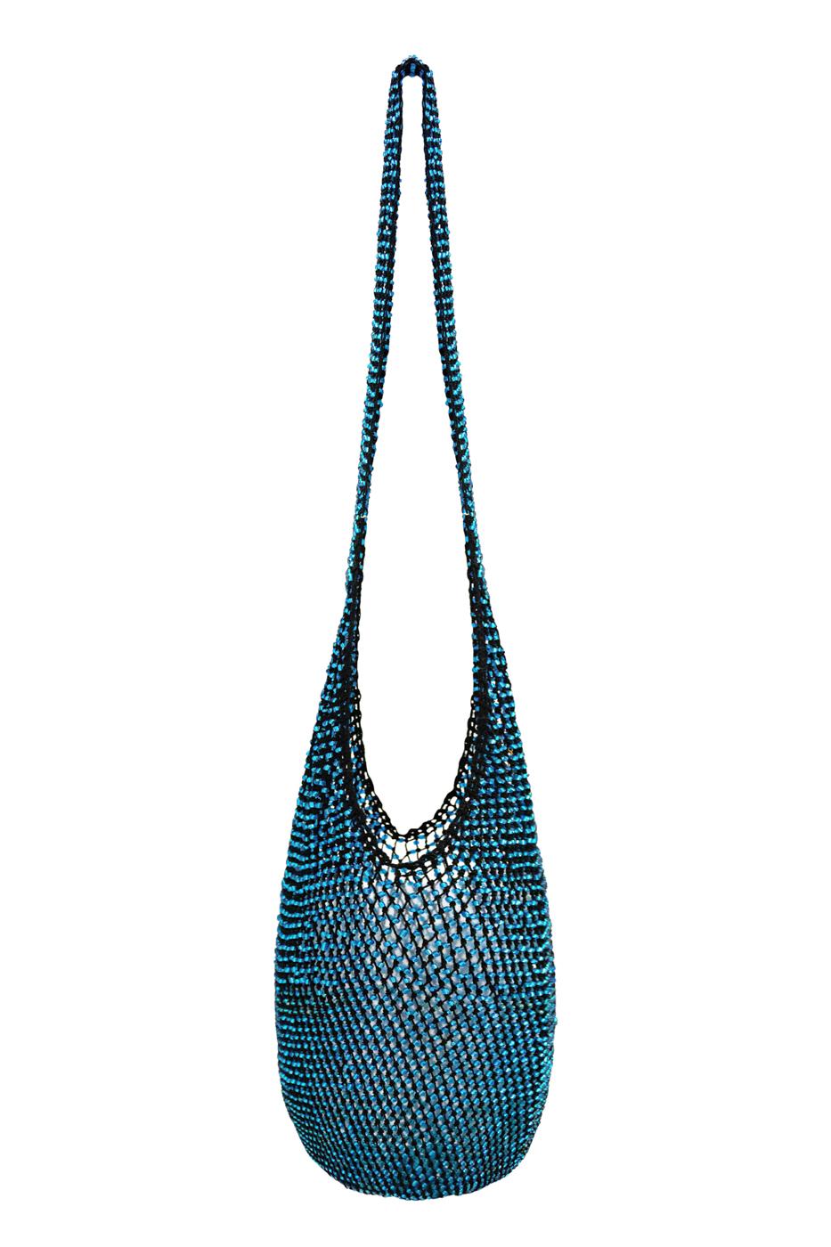 Mochila Jigra-azul/negro