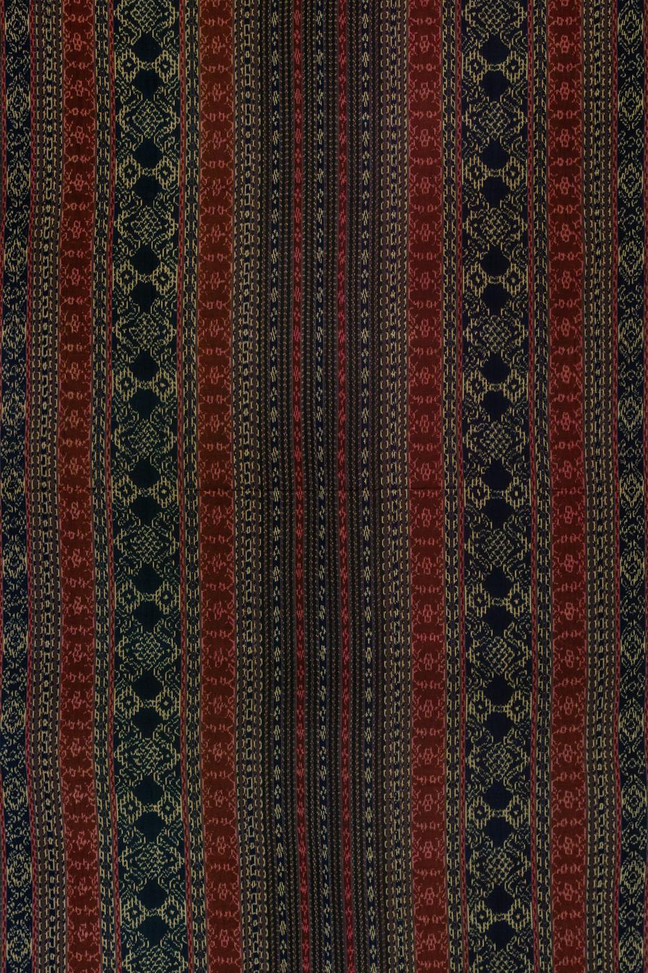 Ikat tradicional de Indonesia