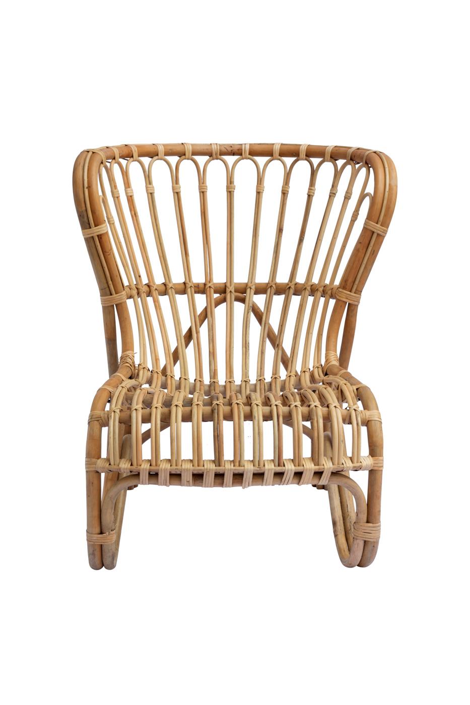 Sien chair in rattan