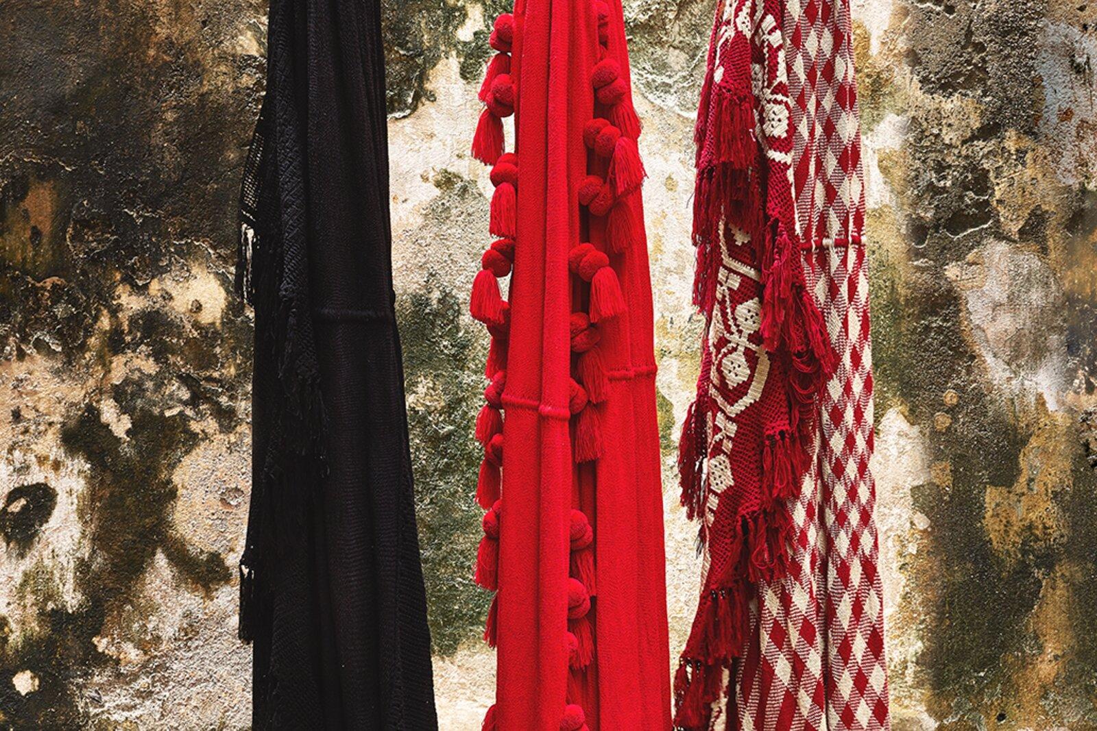 Wayuu hammock red