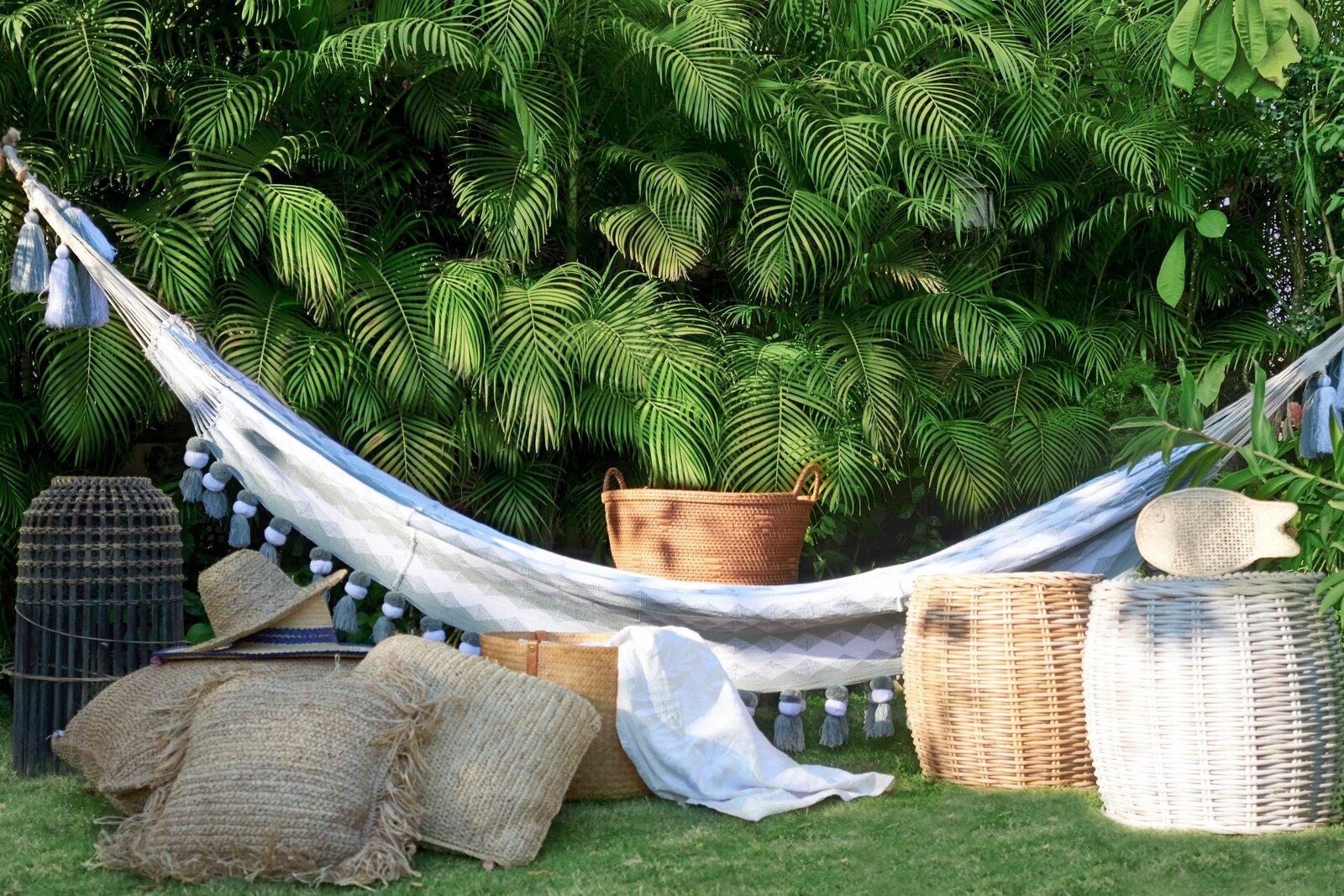 Chinchorro Wayuu blanco
