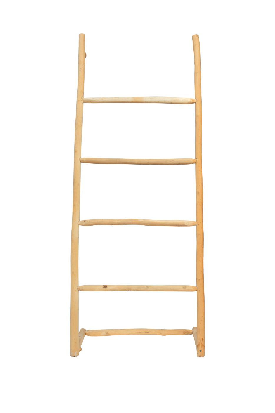 Escalera en bamboo