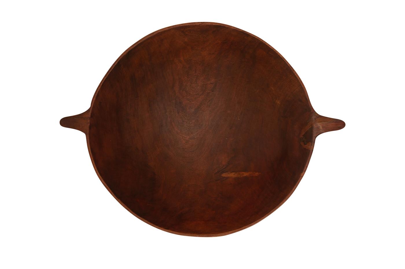 Batea de madera oquendo