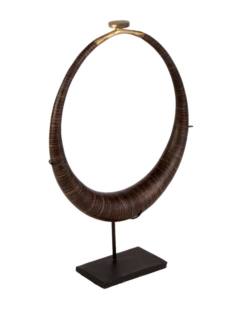Collar Kalubu en fibra de coco