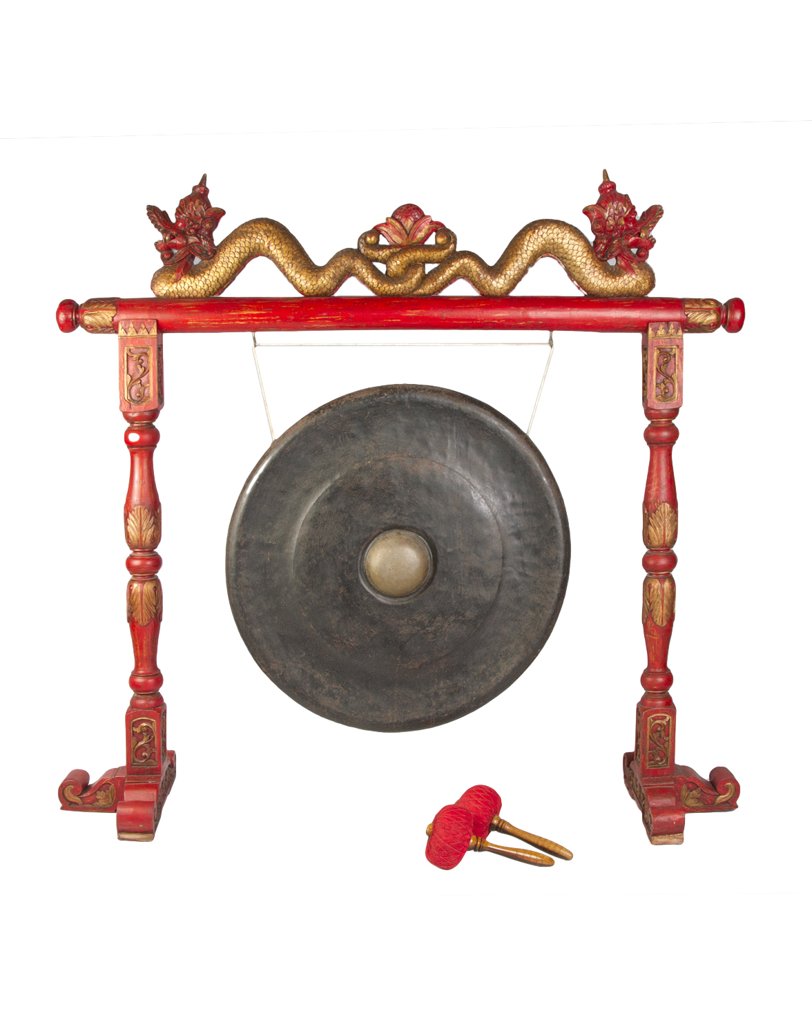 Gong instrumento musical