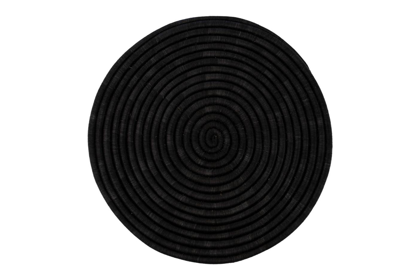 Set X6 individuales en fique-negro