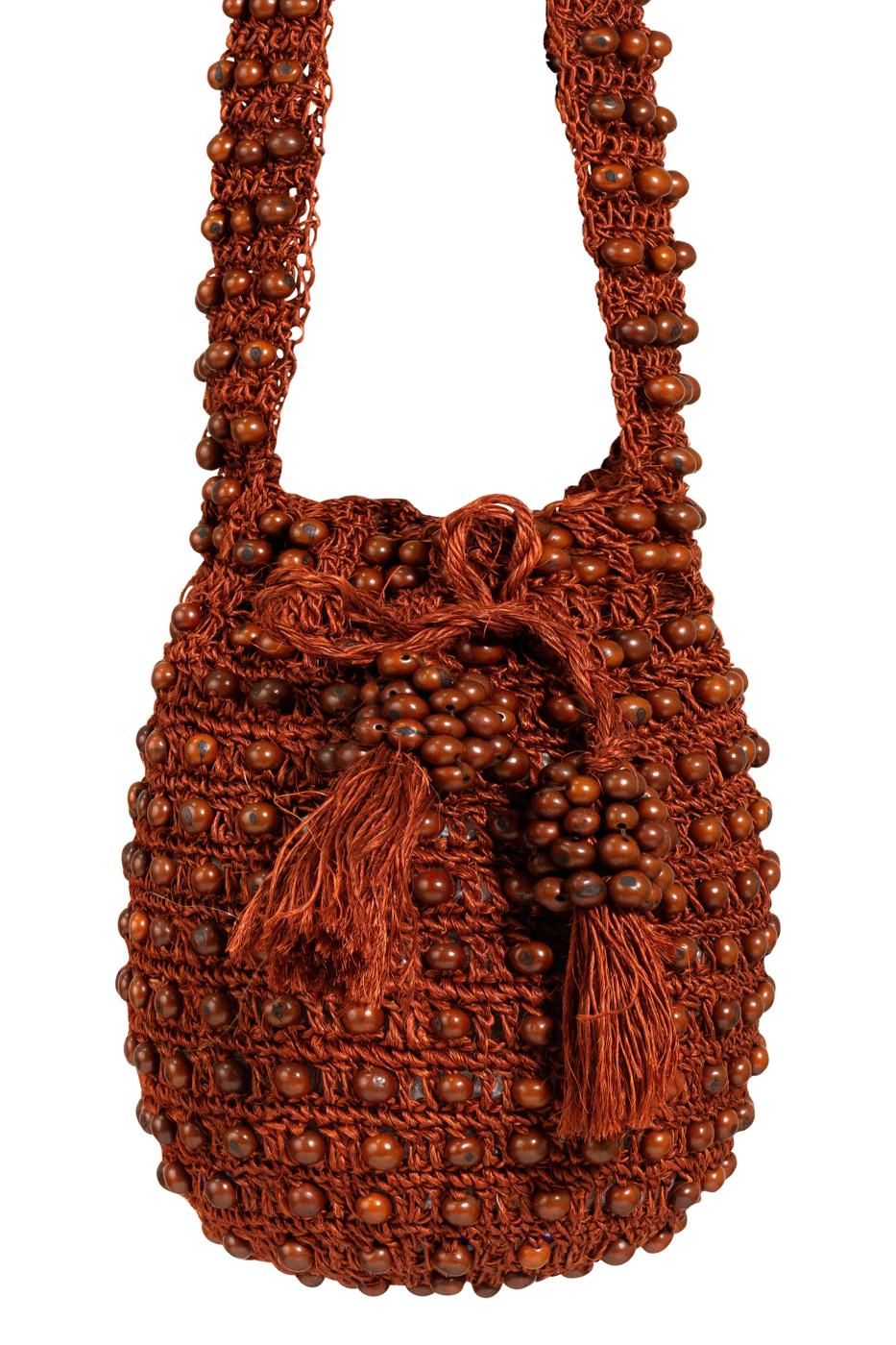 Mochila fique tagua- ocre