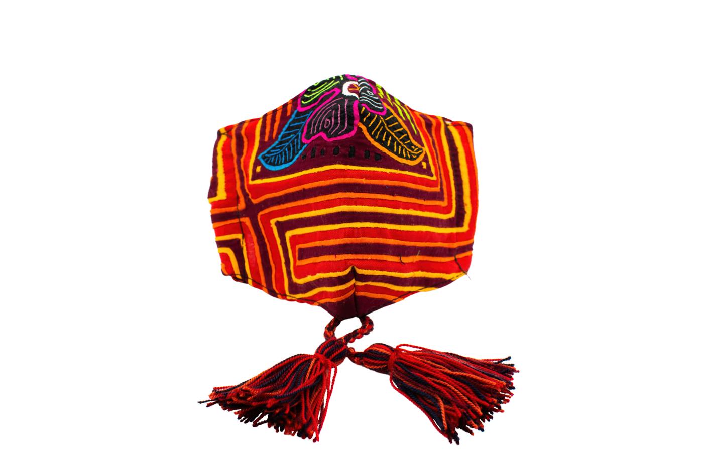 Tapaboca Mola-Naranja