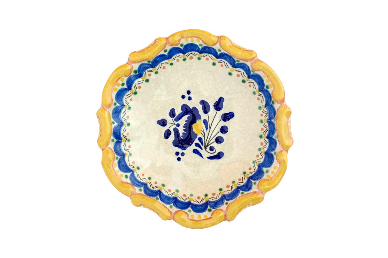 Vajilla en cerámica Uriarte Talavera Imperial