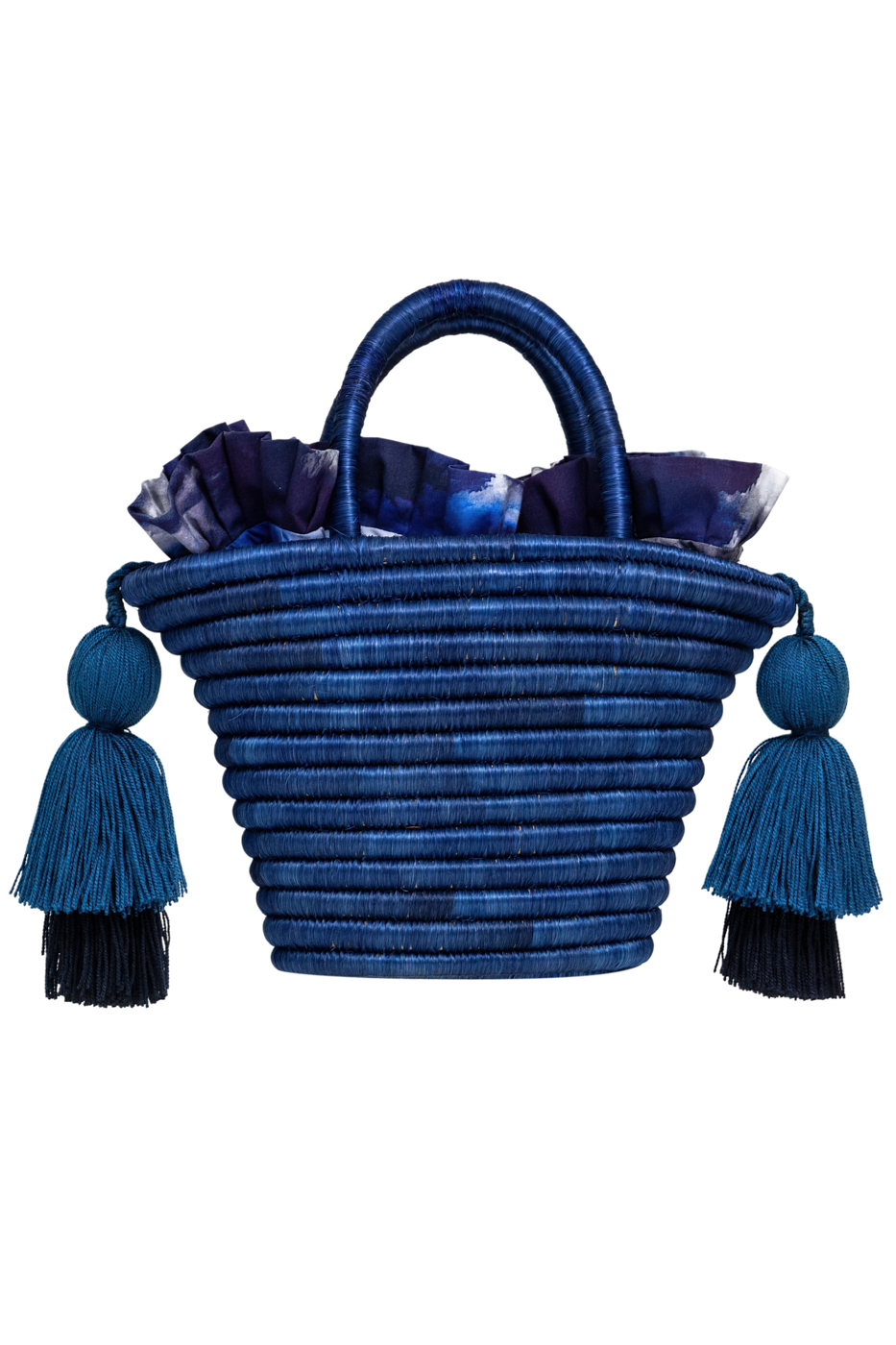 Bolsito Guacamayas- Azul rey