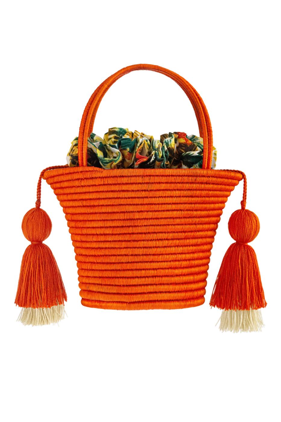 Bolsito Guacamayas- Naranja