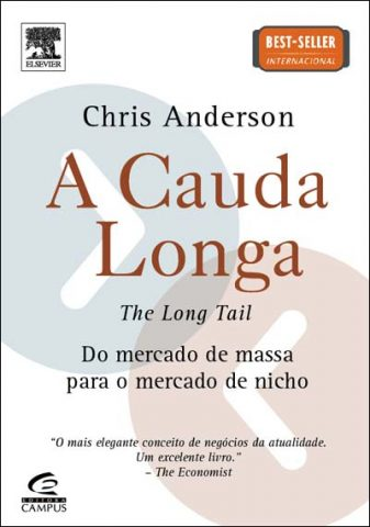 A cauda longa – Chris Anderson
