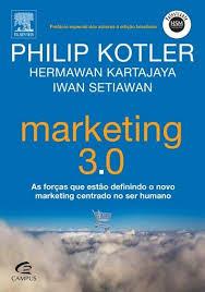 Marketing 3.0 – Phillip Kotler